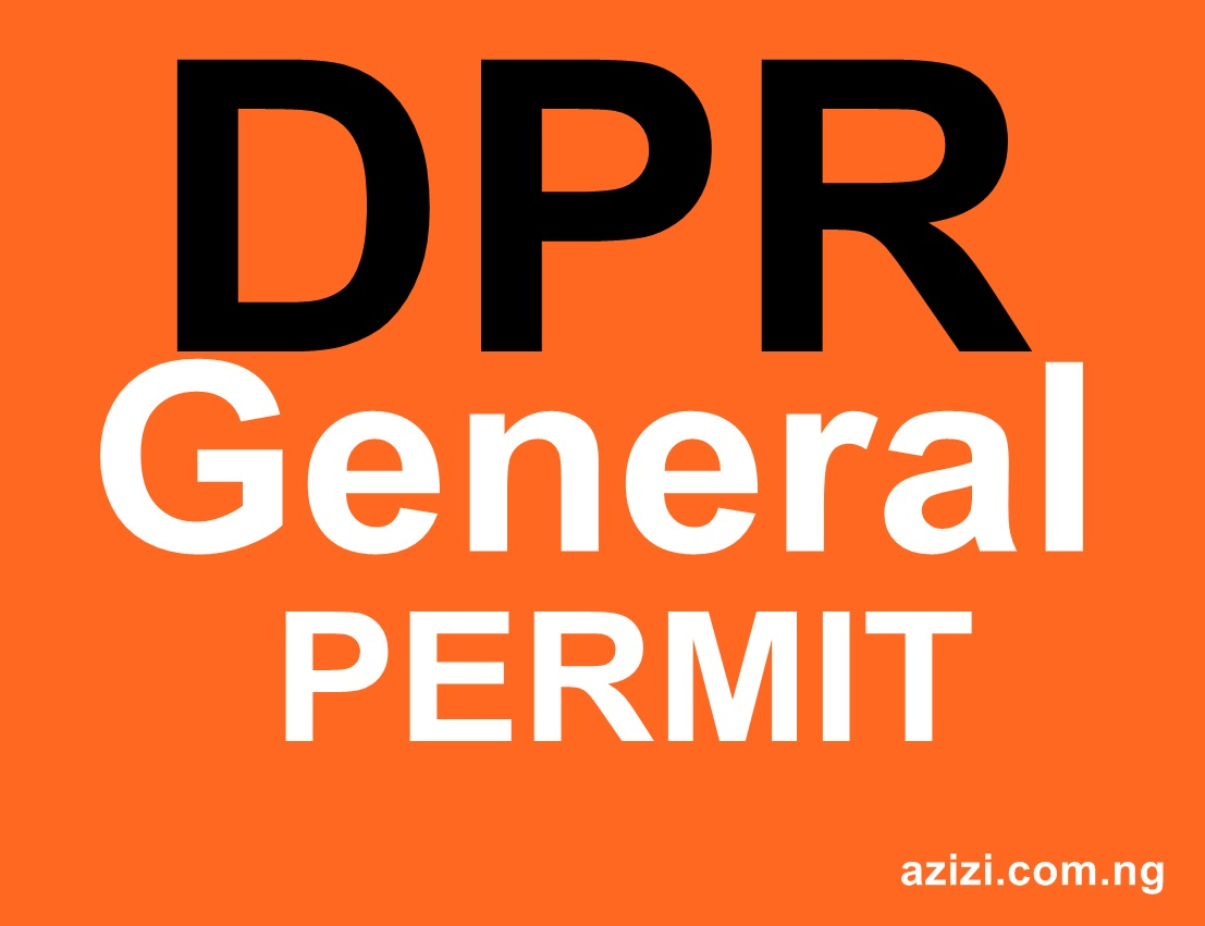 Duties and Responsibilities Of DPR Nigeria