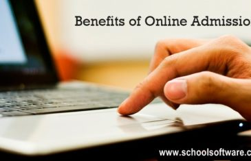 School admission management system
