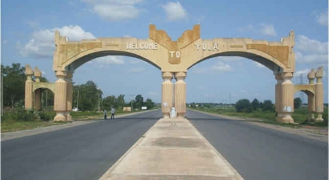 Adamawa State and Local Government Area (LGAs)