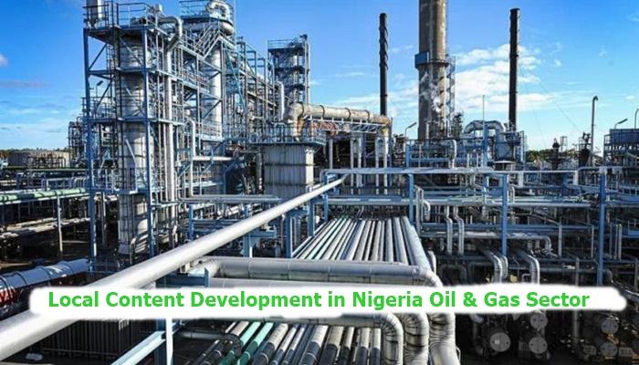Local Content Development in Nigeria Oil & Gas Sector