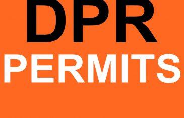 DPR PERMITS IN NIGERIA