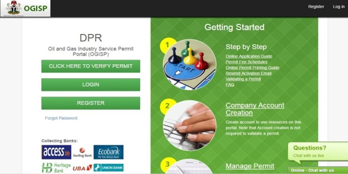 SIMPLE STEPS ON HOW TO COMPLETE YOUR COMPANY DPR PERMIT