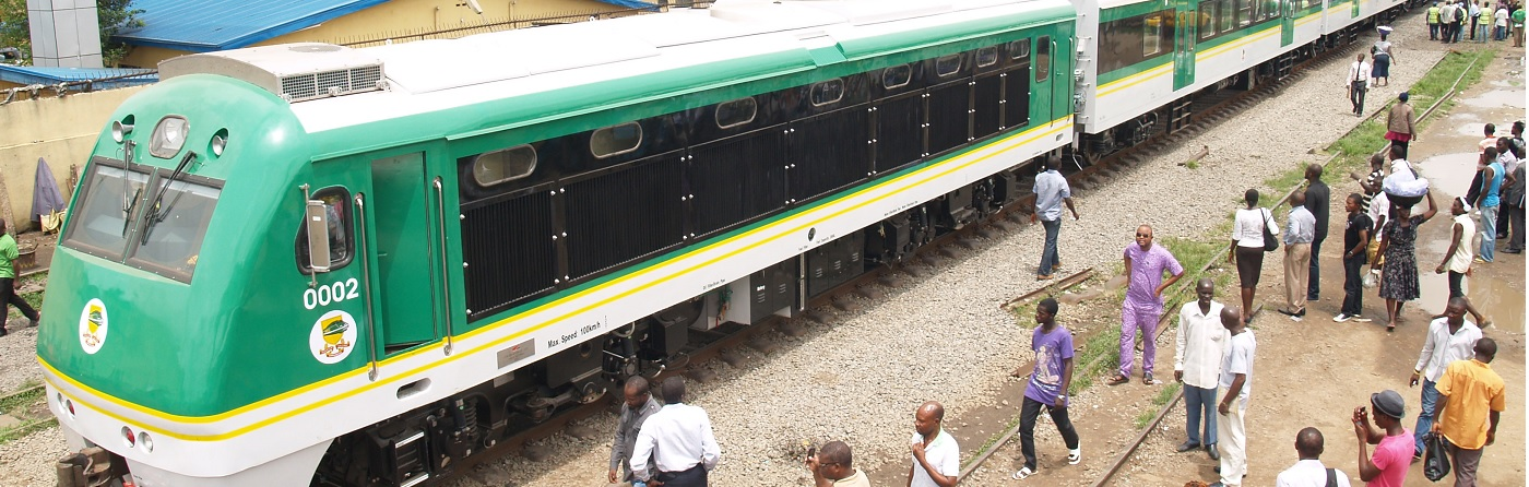 EAST TO NORTH LINES COVERING CITIES/ LOCATIONS OF NIGERIAN RAILWAY COOPORATION SERVICES,