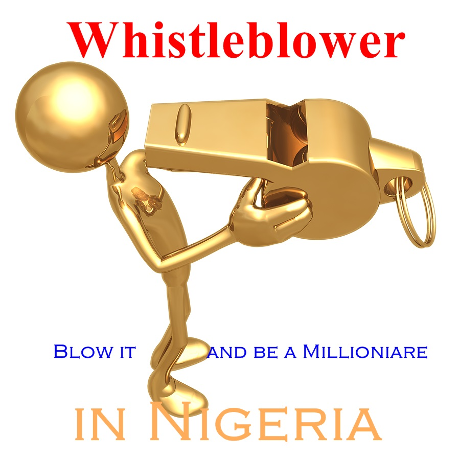 Federal Government of Nigeria WHISTLE BLOWING POLICY FAQs