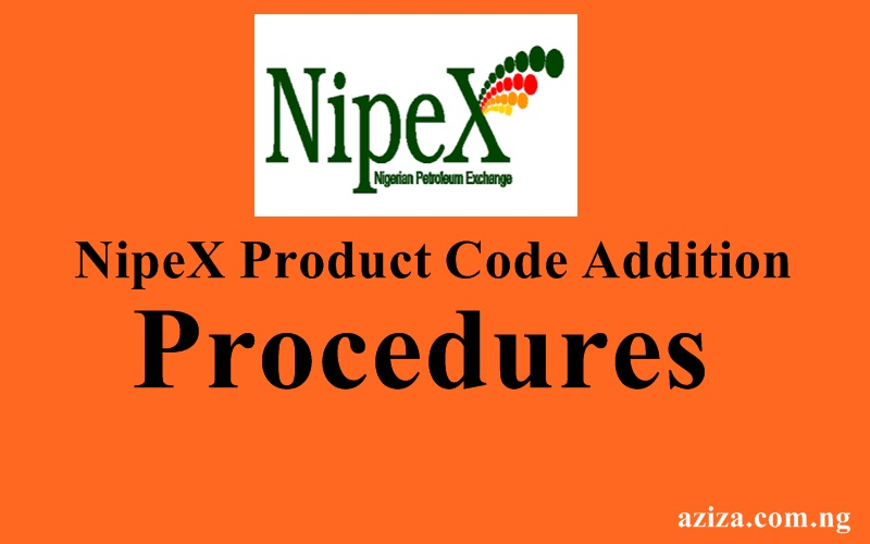 NIPEX PRODUCT CODE SELECTION GUIDELINE/ MAPPING