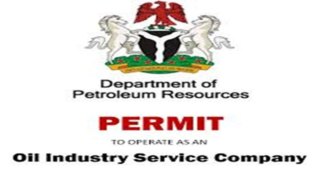 Specialized DPR Permit Categories Services (OGISP) List