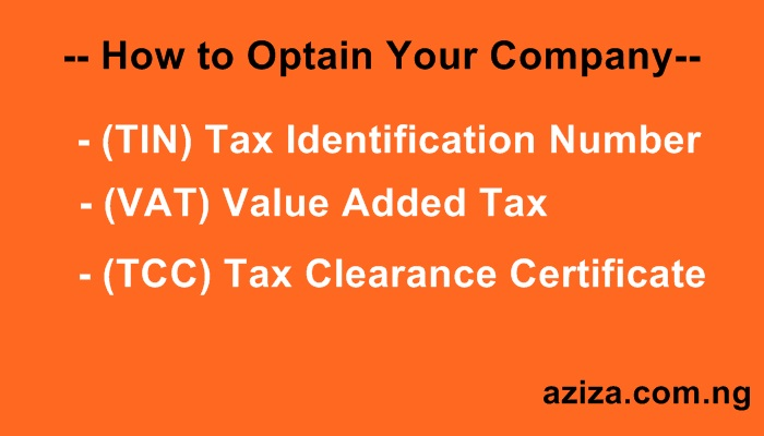 How to Obtain VAT and VAT Requirements in Nigeria
