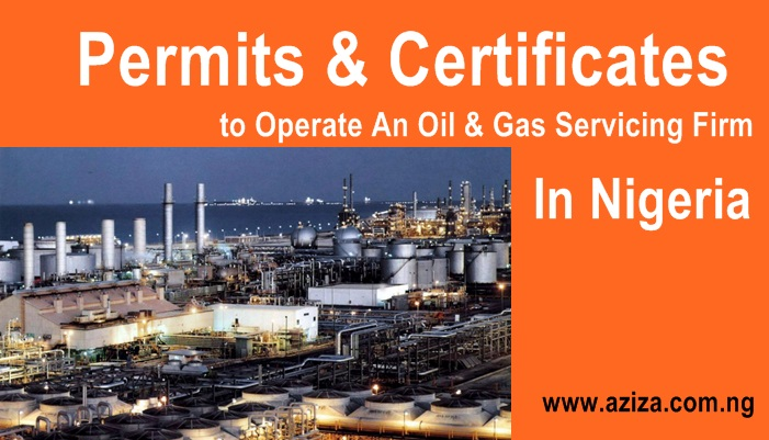 Permits Required for Oil & Gas Operate In Nigeria