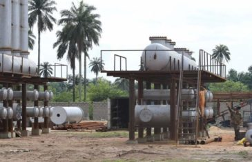 modular refinery in Nigeria
