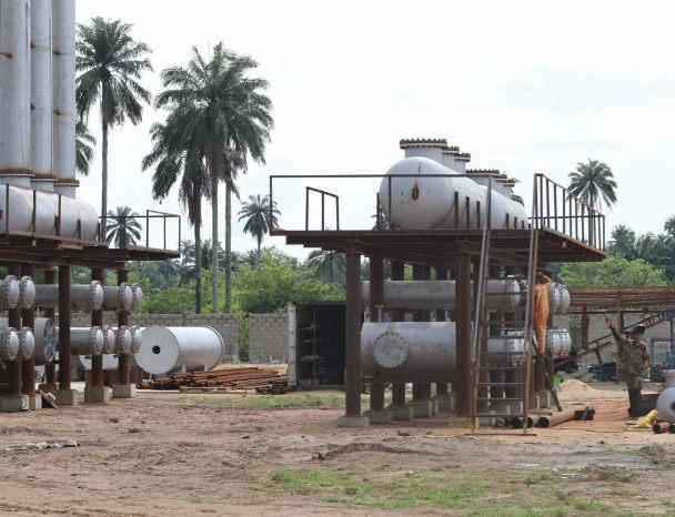 MODULAR REFINERIES IN NIGERIA REQUIREMENTS – DPR