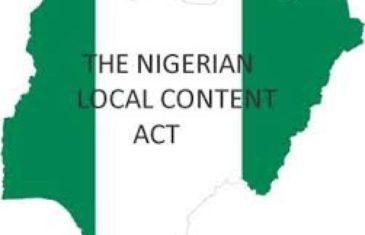 Nigerian Content Act