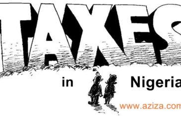 Taxes in Nigeria