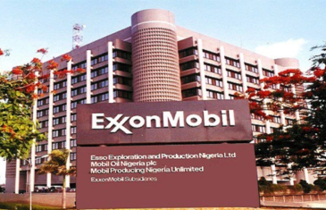 ExxonMobil Nigeria company registration