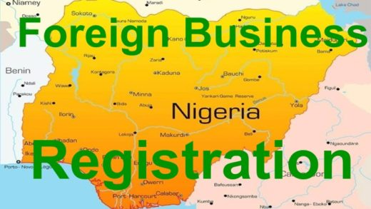 Foreign Business/ Company Registration in Nigeria