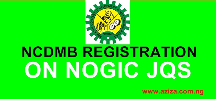 NCEC Registration Requirements on NCDMB