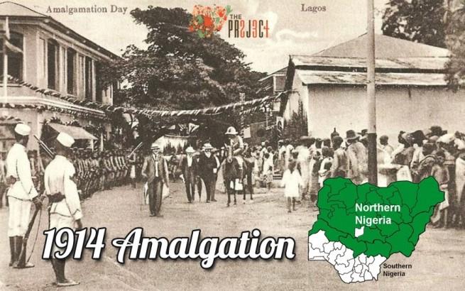 Amalgamations of Nigeria