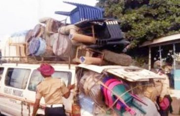 FRSC Driving Offences & Fine to Pay