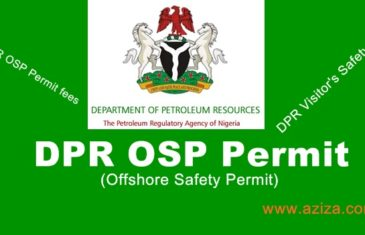DPR OSP and fees/ cost
