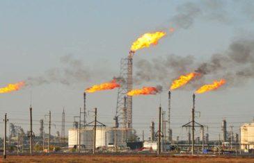 Gas flaring in Nigeria