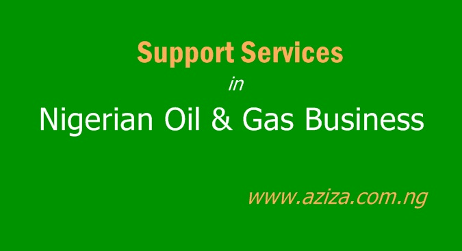 Business Support in Oil and gas industry