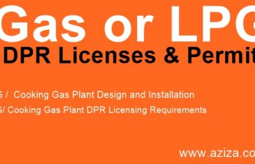 How to apply Gas or LPG Permits & Licenses Online Cooking Gas or Liquefied Petroleum Gas (LPG)
