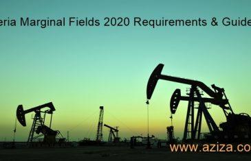 Nigeria Marginal Fields Requirements & Guidelines
