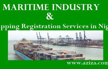 Maritime & Shipping Registration in Nigeria