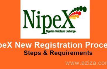 NipeX New Registration Process and steps