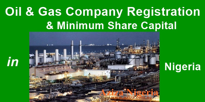Oil & Gas Business/ Company Share Capital in Nigeria
