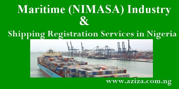 NIMASA & Ship Registration Service in Nigeria