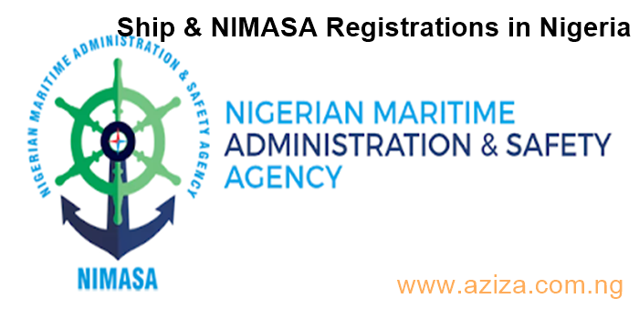 Ship and NIMASA Registeration in Nigeria