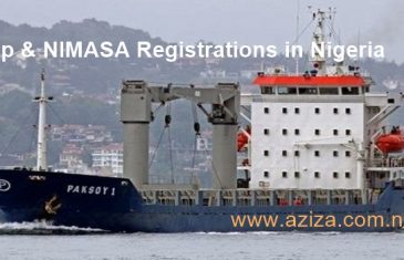 Ship and NIMASA registration Requirements in Nigeria