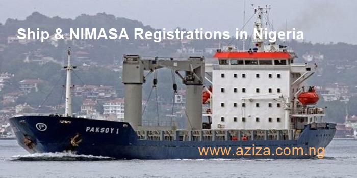 Ship and NIMASA registration in Nigeria
