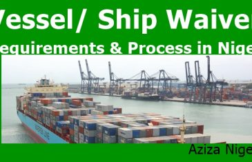 Vessel/ Ship Waiver Requirements