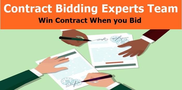 contract bidding expert