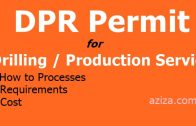 Drilling / Production Service DPR Permit