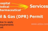 Hospital/Medical / Pharmaceutical Services DPR Permit
