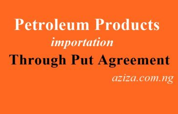 Through Put Agreement